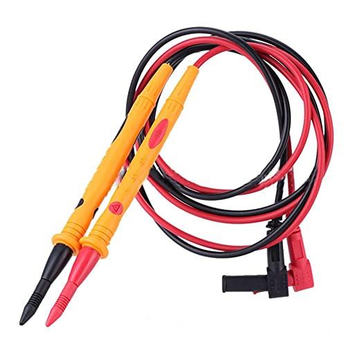 BEVANNJJ Digital Multímetro Placa de Prueba Sondas Volt Meter Cable Kit Electric...