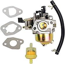 OuyFilters Carburetor met Fuel Filter voor Honda GXV120 GXV140 GXV160 HR194 HR195 HR214 HRA214 Lawn Mower Replace 16100-ZE...
