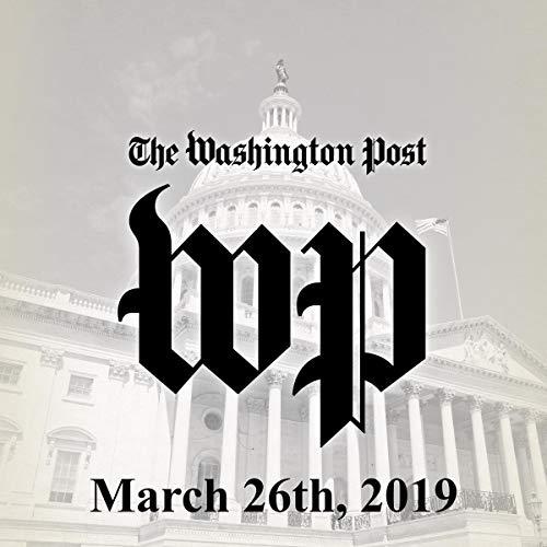 『March 26, 2019』のカバーアート