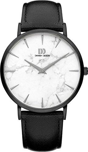 Danish Design IQ52Q1217 Herenhorloge met lederen armband
