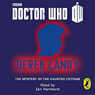 Doctor Who: The Mystery of the Haunted Cottage audiobook cover art