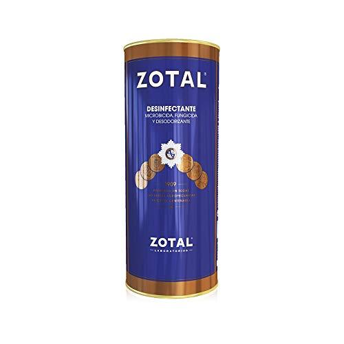 Zotal - Desinfectante - Microbicida, Fungicida y Desodorizante - 870 ml