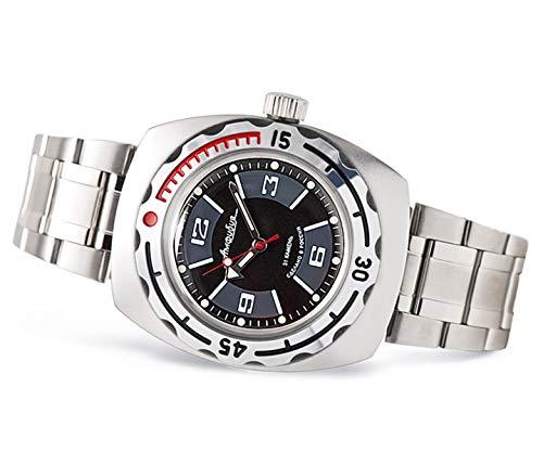 reloj Vostok Amphibia