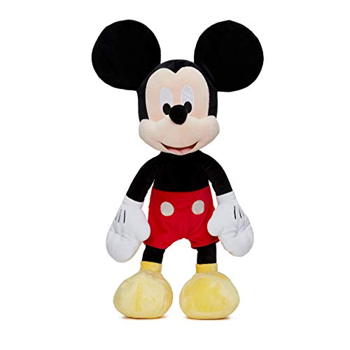 Famosa Softies- Mickey Mouse Club House Peluche Infantil Dis
