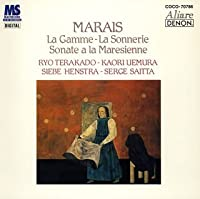 MARAIS: SONNERIE ST. GENEVIEVE/LA GAMME(reissue) by RYO TERAKADO (2005-12-21)