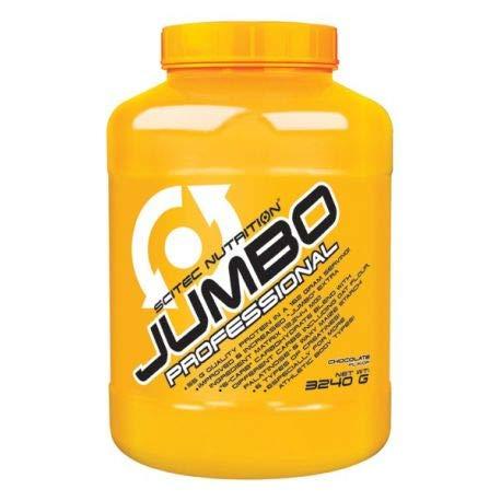 SCITEC NUTRITION JUMBO PROFESSIONAL (3,24 KGS) - FRAMBUESA