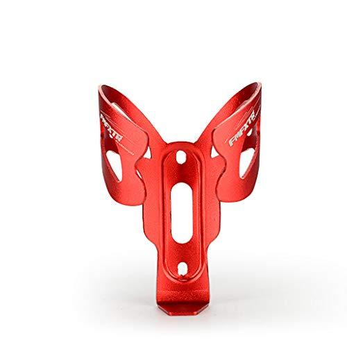 SIQIMI - Portabidones para Bicicleta de Carretera para Bicicleta de montaña, Soporte Ligero de aleación de Aluminio, M, App.80 x 120 mm/3.15 x 4.72 in