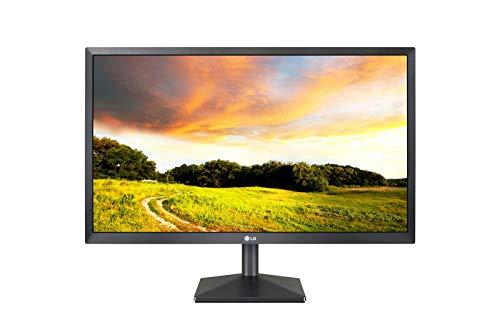LG Electronics 24-Inch Screen LCD Monitor (24BK400H-B)