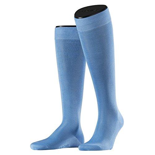 Falke City Herren Kniestrumpf Tiago 3er Pack, Größe:43/44;Farbe:Bleue (6543)