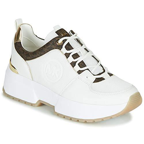 MICHAEL MICHAEL KORS COSMO Sneakers dames Wit Lage sneakers