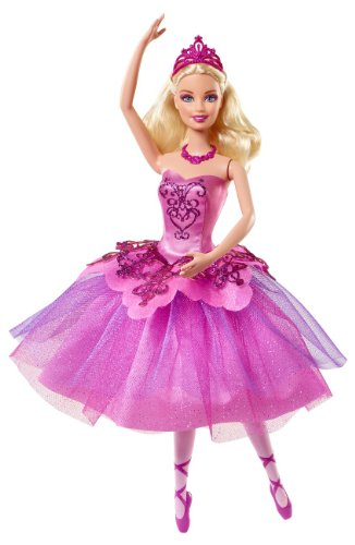 Barbie Mattel BBM00 Ballerine de Noël Poupée