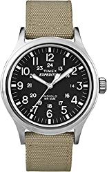 Timex Men's Expedition Scout 40 Watch - best military watch under $100