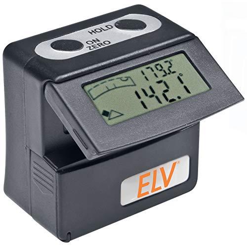 ELV 360°-Neigungssensor Bevel Box Pro, Digitale Wasserwaage