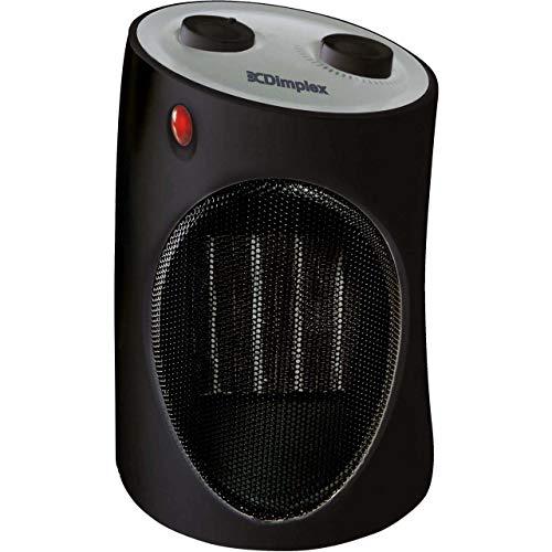 Dimplex DIMDXUC2B Upright ceramica termoventilatore con Cool Colpo 2kW