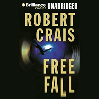 Free Fall     An Elvis Cole - Joe Pike Novel, Book 4              By:                                                                                                                                 Robert Crais                               Narrated by:                                                                                                                                 Mel Foster                      Length: 8 hrs and 13 mins     729 ratings     Overall 4.3