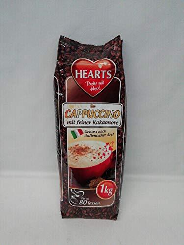Hearts Cappuccino, 1 kg