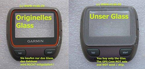 Preisvergleich Produktbild H186 - 213 Kompatibel mit Garmin,  Frontglas Frontscheibe Forerunner 310XT Repair Replace Glass