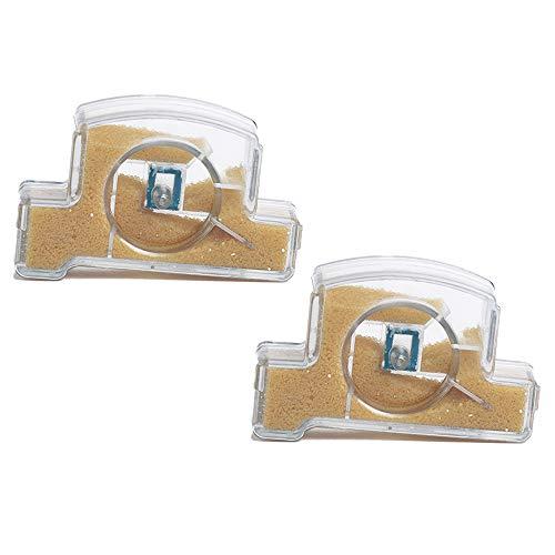 Green Label Lot de 2 Filtres Anticalcaires de Rechange pour les Balais Vapeur Vax S2, S3, S7 (Alternative à Type 1)