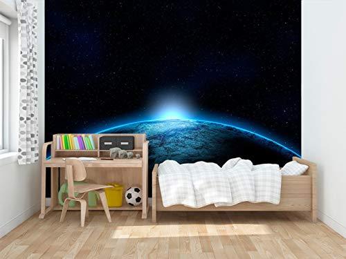 Oedim Stickers Revêtement Surface Mural | Motifs Mur d'image Planète,Espace,Univers | De 500 x 300 cm | Sticker Vinyle Adhésif Autocollant Fond Mural | Decoration d'intérieur