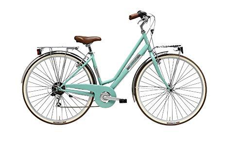 Adriatica Bici Bicicletta PANAREA Donna 28'' Shimano 6V Verde