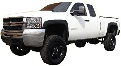 Autorestylers 2007-2013 Chevrolet Silverado Std & Long Bed Fender Flares Reg and Extended Cab
