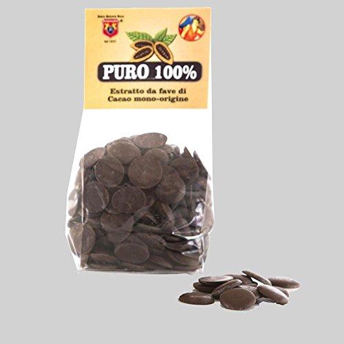 Gocce di Sicilia - Pasta di Cacao puro 100%