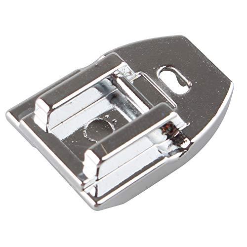 Pied presseur invisible pour machine à coudre