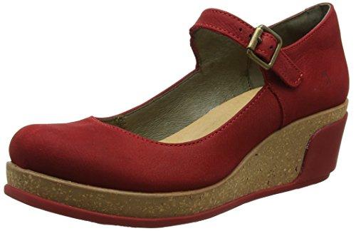 El Naturalista 5004, Zapatos Cuñas Mary Jane Mujer