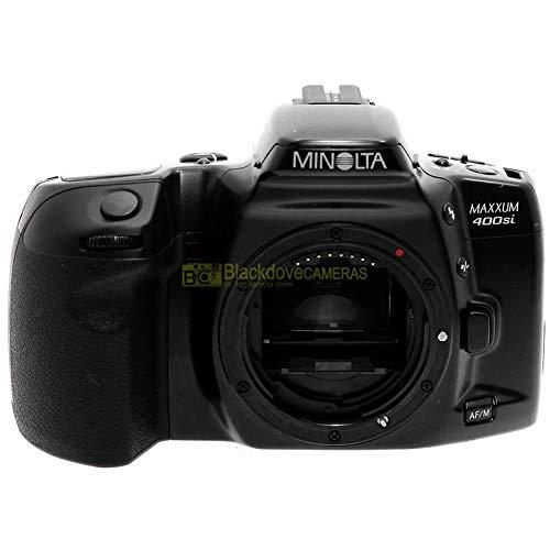 Minolta Dynax 400si (Maxxum 400si) cámara réflex automática de película