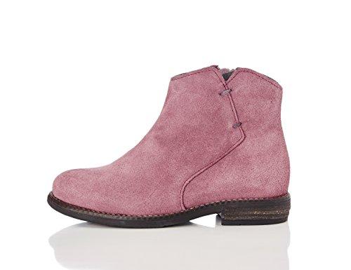 RED WAGON Mädchen Stiefel mit Reißverschluss, Rot (Prune), 40 1/2 EU