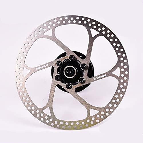 Freno de disco de bicicleta MTB DH Freno Freno Flotante Rotores de disco de flotación 160 mm / 180 mm / 203mm Pad de freno hidróptico de 203 mm Rotores flotantes Piezas de bicicleta Freno de Bicicleta