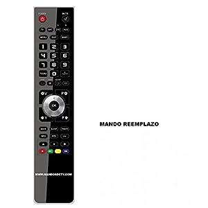 Mando Sat/DTT Iris 9700HD