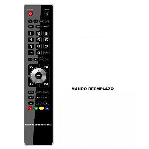 Mando TV Oki V16A-PHD