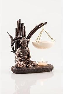 pajoma Duftlampe Buddha, 17,2 x 9 x 19,5 cm