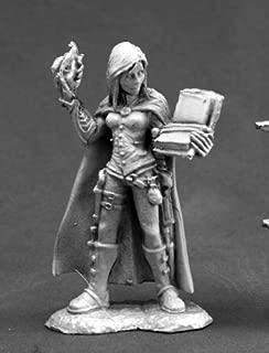 Reaper Nonalla Ellinad, Female Elf Wizard 03667 Miniatures