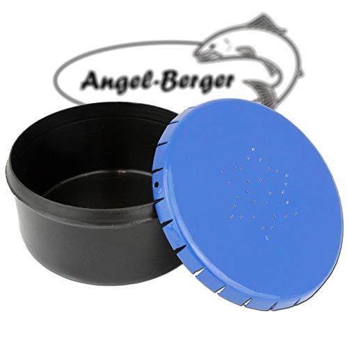 Angel-Berger Madendose Wurmdose Köderdose Madenbox Köderbox
