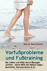 Fußgymnastik, Buch, Vorfußprobleme, hallux valgus