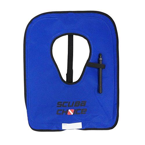 Scuba Choice Adult Royal Blue Snorkel Vest w/Crotch Strap, Size XL