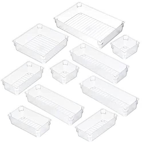 Cajas Almacenaje Plastico Cocina Marca JINGYOUDAMAI