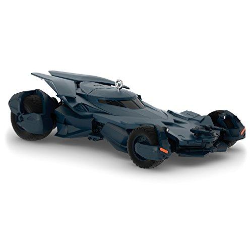 Hallmark Batman V Superman: Dawn Of Justice Christmas Ornament Batmobile Keepsake Ornament
