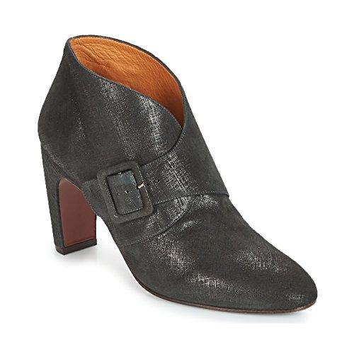 CHIE MIHARA ELBA Enkellaarzen/Low boots dames Zwart Enkellaarzen