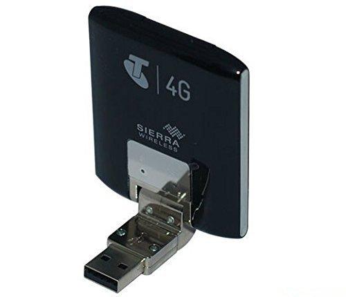 Desbloqueado Sierra Wireless Aircard 320U Wireless 4G LTE Modem 1800/2600 MHz 4G USB Modem WCDMA 850/900/2100 MHz 4G dongle USB móvil para Ordenador (no con Caja de Color Original, con Caja Normal)
