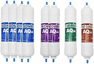8EA Filtre à eau de rechange économique 1 an pour JM Global : ARDI - 10 microns