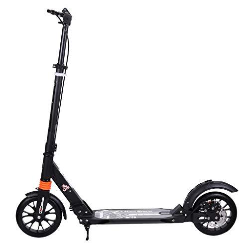 ReooLy Scooter para Adultos Adolescentes Niños Kick Scooter Easy Folding Lightweight Brake