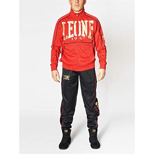 LEONE 1947 Trainingsanzug Rot XL rot
