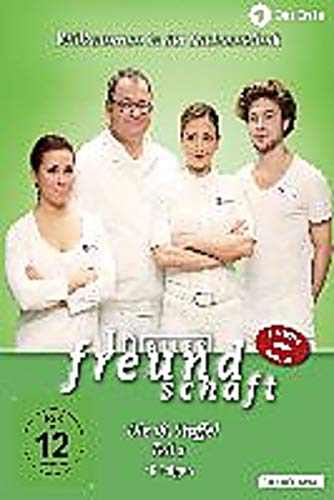 In aller Freundschaft - Staffel 18, Teil 2 (5 DVDs)