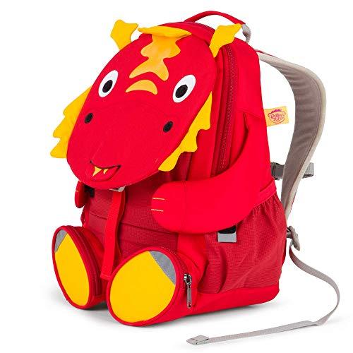 Affenzahn Kinderrucksack für 3-5 Jährige im Kindergarten - Drache