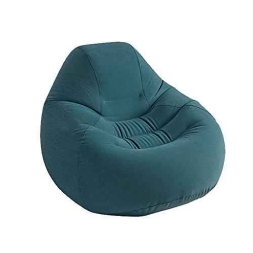 Chaise pliante Fauteuils inclinables Tatami Canapé Gonflable d'intérieur de Chaise Longue de Sofa de Sofa de Sofa Simple de Loisirs de Sofa de Loisirs (Size : 127cm/50inch)