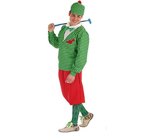 LLOPIS  - Disfraz Adulto Jugador Golf
