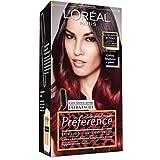 L'Oréal Paris Préférence Tinta per Capelli Lo Sfumato Colorato Rosso